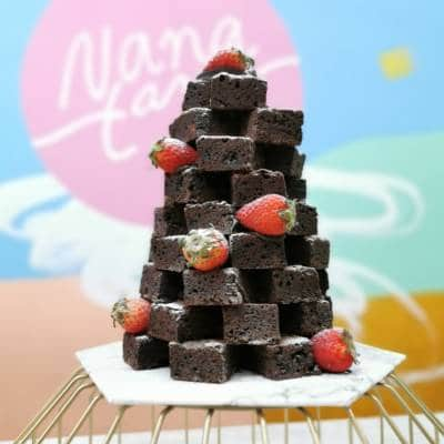 Nanatang Baking Studio OCD Brownie Tower-1